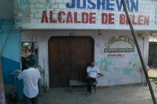 Iquitos Amt des Bürgermeisters