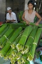 Iquitos Marktfrau