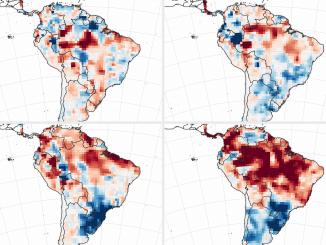 Vorhersage starker Waldbrände in Amazonien