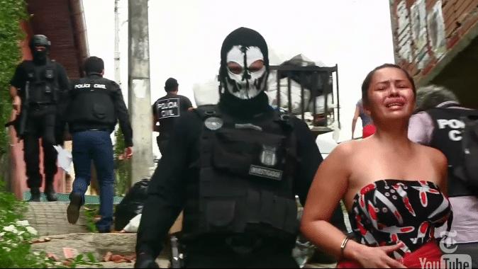 Manaus Stadt der Drogen