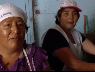 Als Köchin in Peru